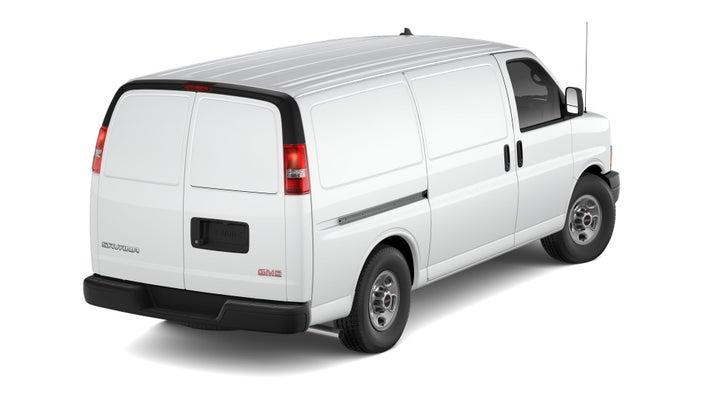 2020 GMC Savana Cargo 2500 Work Van in NAPLES, FL | Miami GMC Savana Cargo  2500 | DeVoe Buick GMC
